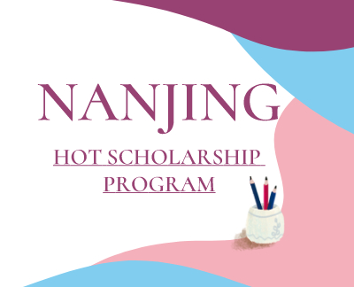 Hot Scholarship Programs in Nanjing