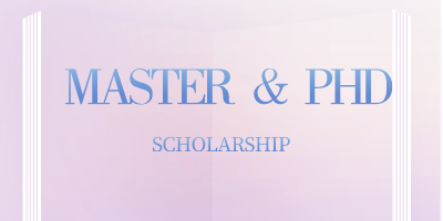 MASTER&PHD FULL SCHOLARSHIP