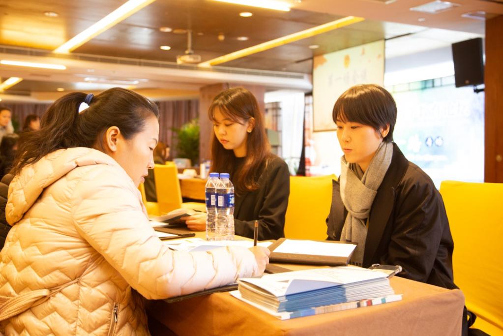 SOUTH KOREA PARTNER TALKING WITH UNIVERSITY