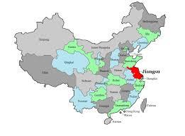 Best study destination : JIANGSU PROVINCE