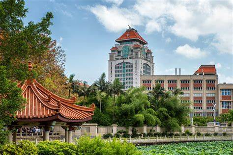 Chinese University Dormitory