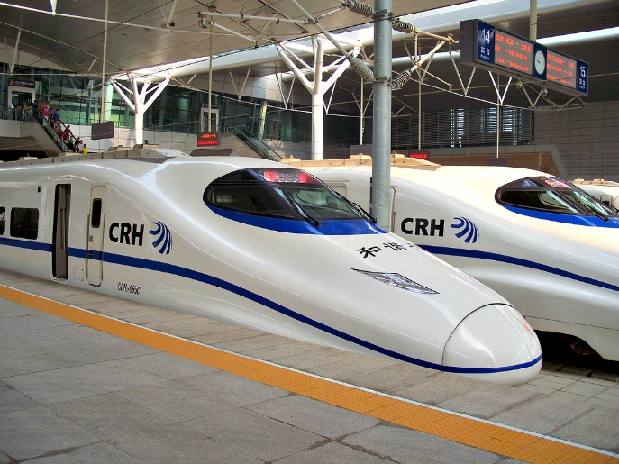 Is it difficult for foreign travelers to take a train in China?