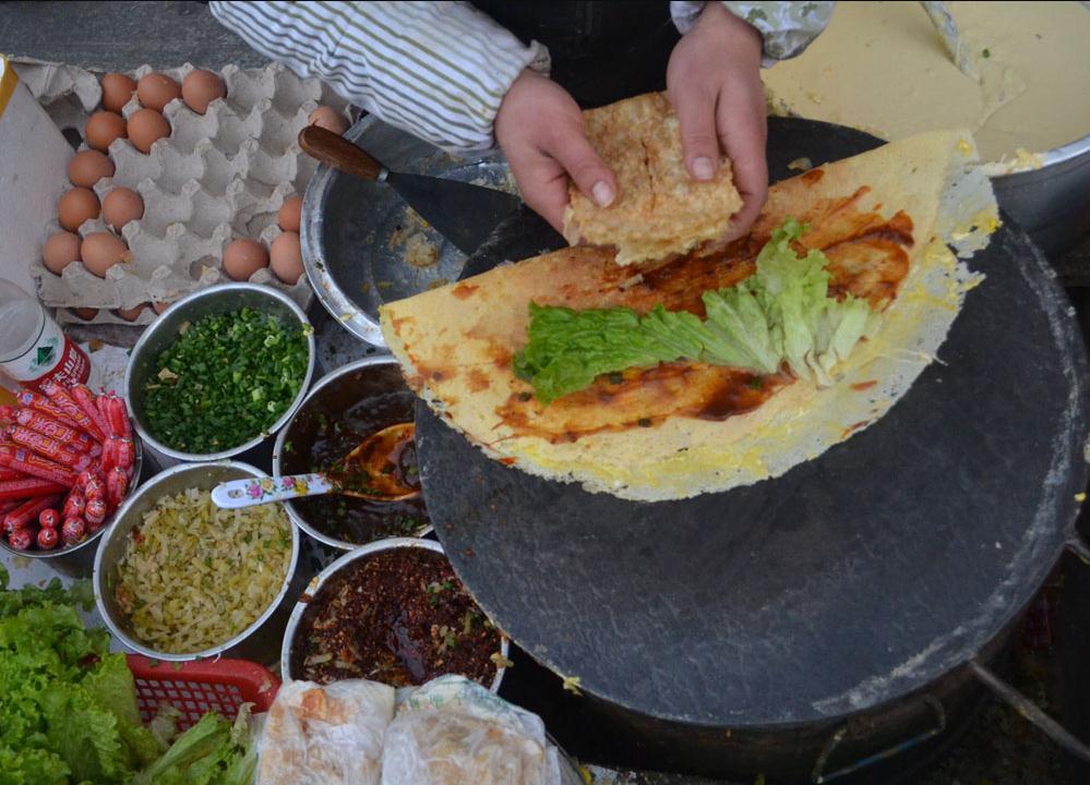 Chinese Street food中国街头小吃 (zhong guo jie tou xiao chi)