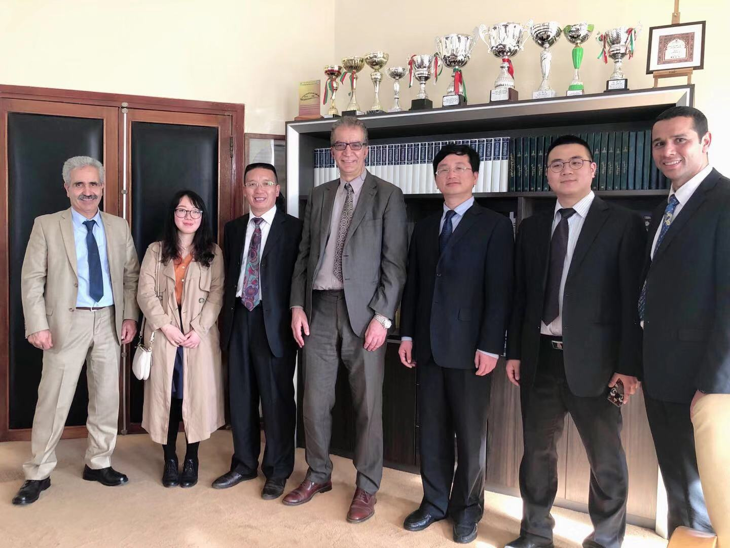 COOPERATION WITH UCD