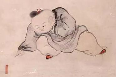 Children's games in ancient China